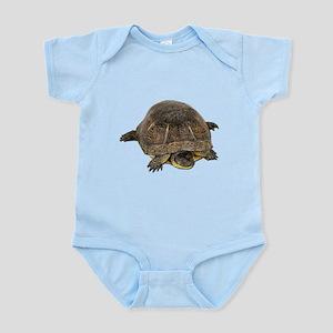 Blandings Turtle Infant Bodysuit