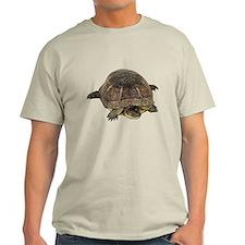Blandings Turtle Light T-Shirt