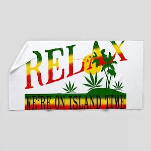 Relax Beach Towel