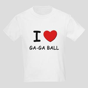 I love ga-ga ball Kids Light T-Shirt