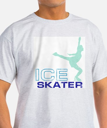 Ice Skating Collage T-Shirt
