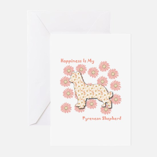 Pyrenean Happiness Greeting Cards (Pk of 10)