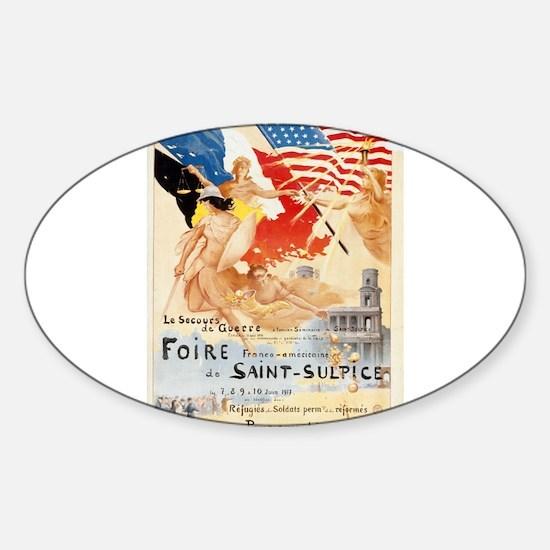 Foire France Americaine De Saint Sulpice - Maurice