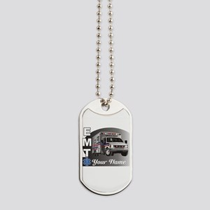 Custom Personalized EMT Dog Tags