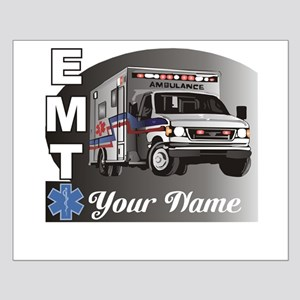 Custom Personalized EMT Posters