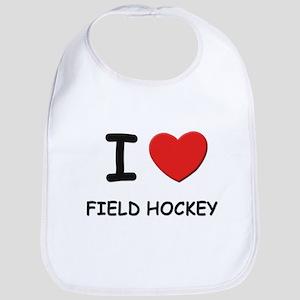 I love field hockey  Bib
