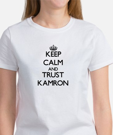 Keep Calm and TRUST Kamron T-Shirt