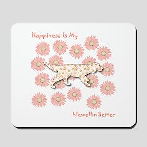 Llewellin Happiness Mousepad