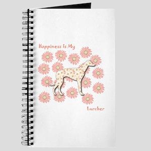 Lurcher Happiness Journal