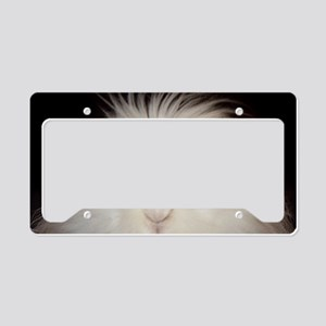Bunny Card License Plate Holder