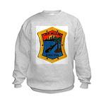 USS MIAMI Kids Sweatshirt