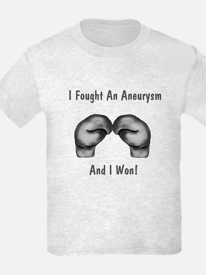 I Fought An Aneurysm T-Shirt