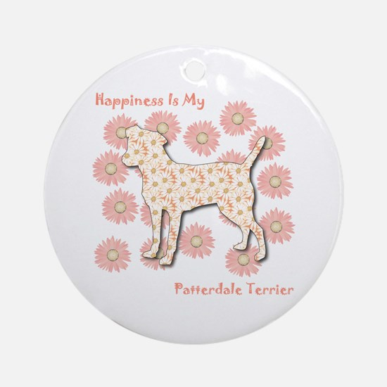 Patterdale Happiness Ornament (Round)