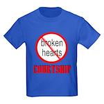 COURTSHIP Kids Dark T-Shirt
