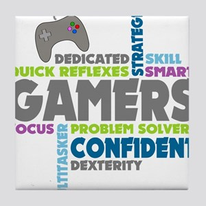 Gamers Tile Coaster