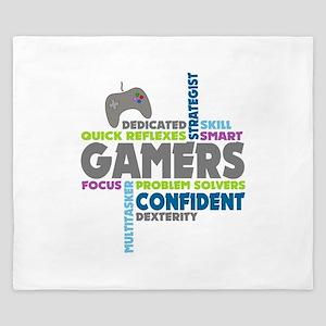Gamers King Duvet