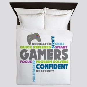 Gamers Queen Duvet