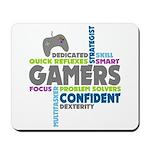 Gamers Mousepad