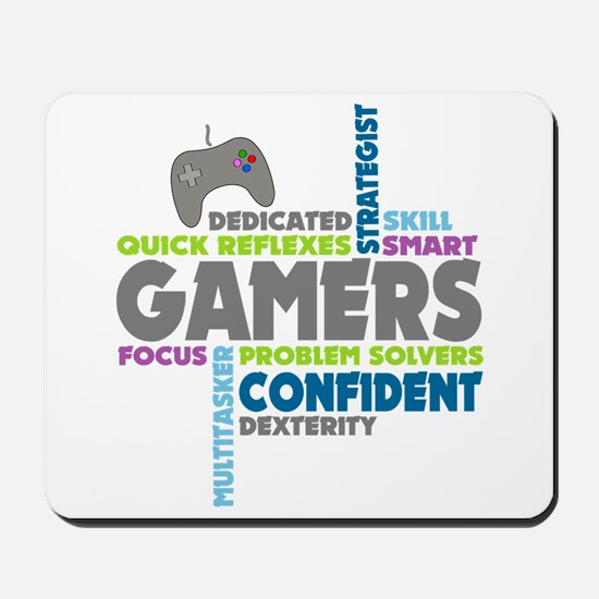 Gamers Mousepad