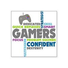 Gamers Sticker