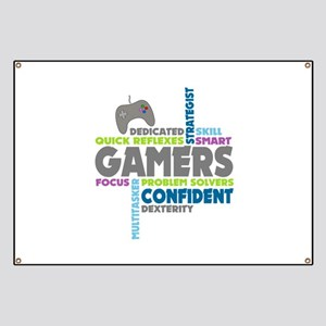 Gamers Banner