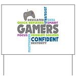 Gamers Yard Sign
