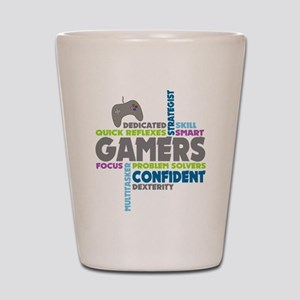 Gamers Shot Glass