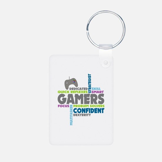 Gamers Keychains