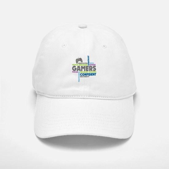 Gamers Baseball Baseball Baseball Cap