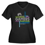 Gamers Plus Size T-Shirt