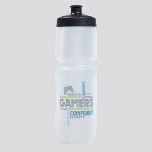 Gamers Sports Bottle