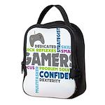 Gamers Neoprene Lunch Bag