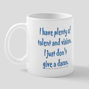 Plenty of Talent. Mug