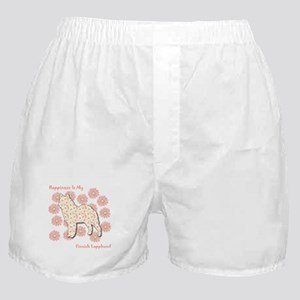 Lapphund Happiness Boxer Shorts