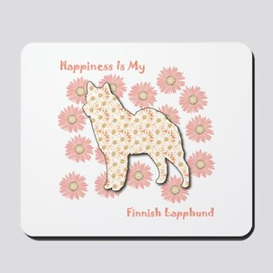 Lapphund Happiness Mousepad