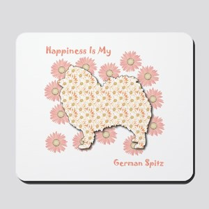 Spitz Happiness Mousepad