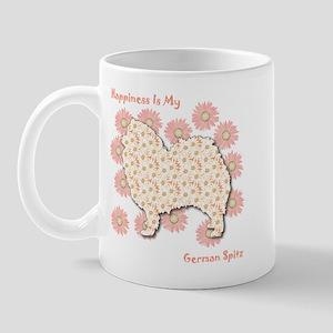 Spitz Happiness Mug