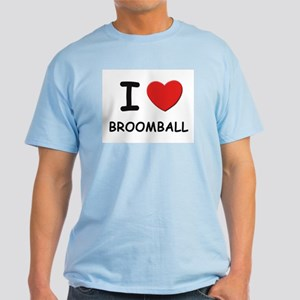 I love broomball Light T-Shirt