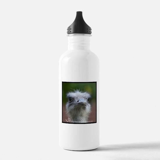 Ostrich I Water Bottle