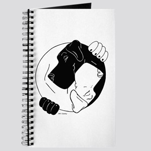 N Blk/Wht YY Journal