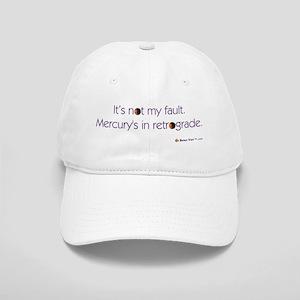 Mercury's in Retrograde Cap
