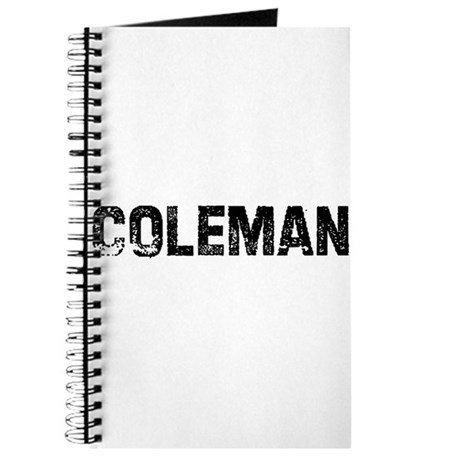 Coleman Journal