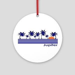 Jupiter, Florida Ornament (Round)