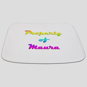Property Of Maura Female Bathmat