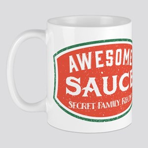 Awesome Sauce Mugs