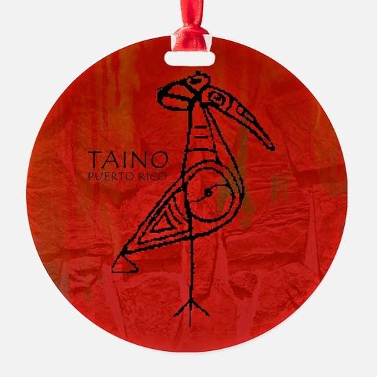 Taino Bird, Puerto Rico Ornament