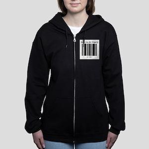 barcode Sweatshirt
