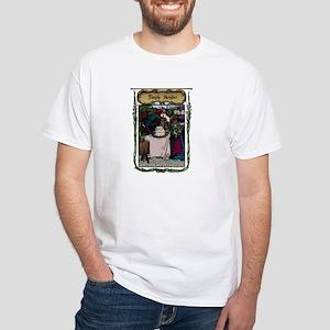 Medieval Family Member White T-Shirt