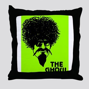 The Ghoul Throw Pillow