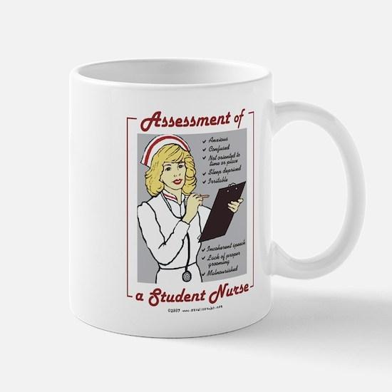 Student Nurse Assessment Mug